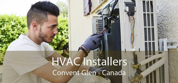 HVAC Installers Convent Glen - Canada