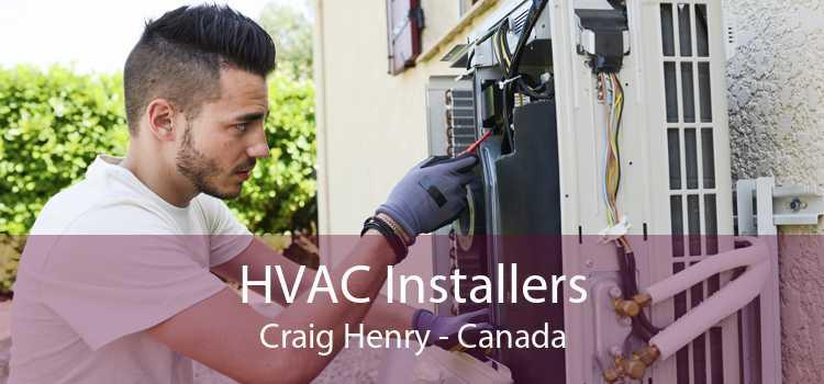 HVAC Installers Craig Henry - Canada