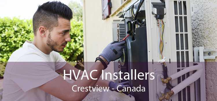 HVAC Installers Crestview - Canada