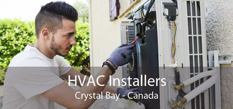 HVAC Installers Crystal Bay - Canada