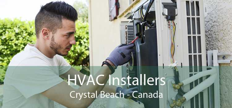 HVAC Installers Crystal Beach - Canada