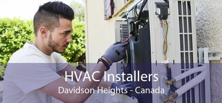 HVAC Installers Davidson Heights - Canada