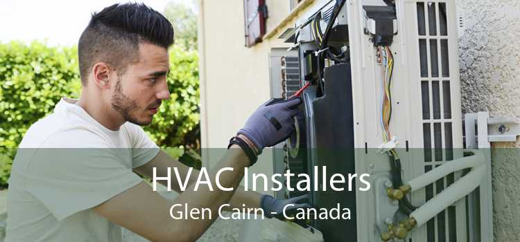 HVAC Installers Glen Cairn - Canada
