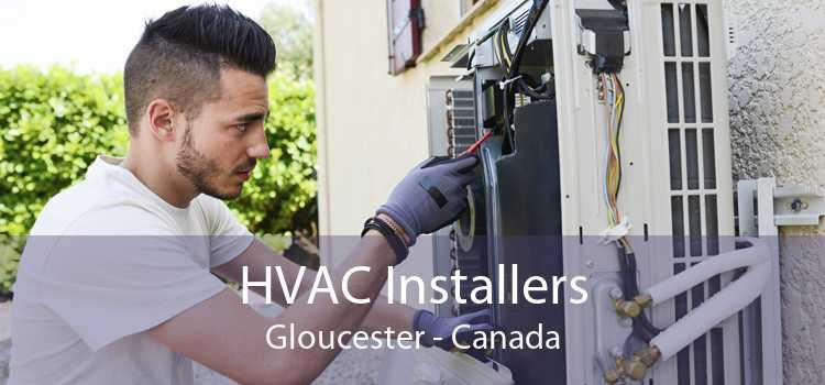 HVAC Installers Gloucester - Canada
