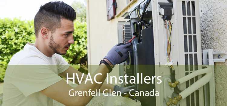 HVAC Installers Grenfell Glen - Canada