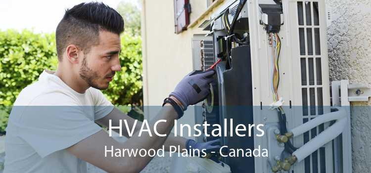 HVAC Installers Harwood Plains - Canada