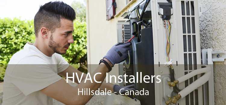 HVAC Installers Hillsdale - Canada