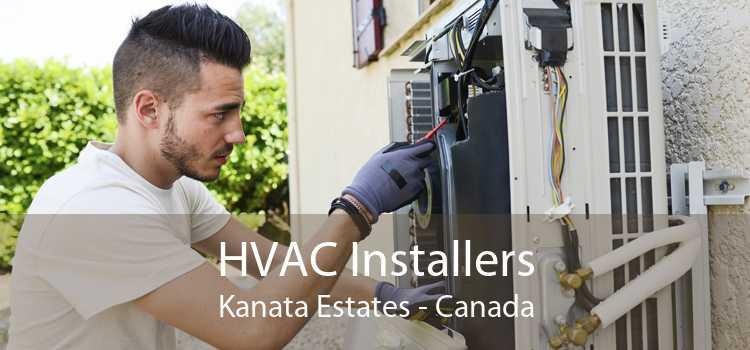 HVAC Installers Kanata Estates - Canada