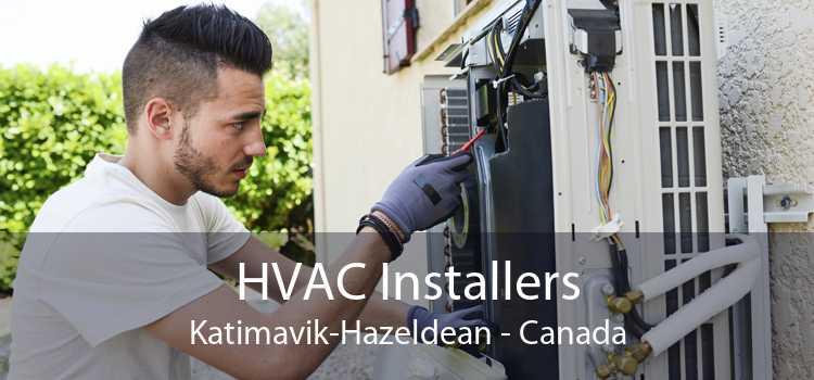 HVAC Installers Katimavik-Hazeldean - Canada