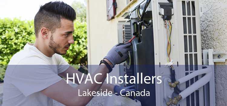 HVAC Installers Lakeside - Canada