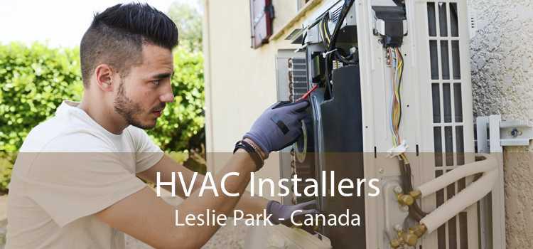 HVAC Installers Leslie Park - Canada