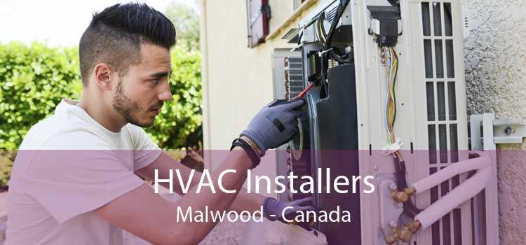 HVAC Installers Malwood - Canada
