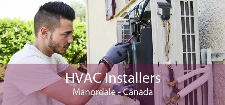 HVAC Installers Manordale - Canada