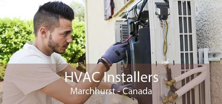 HVAC Installers Marchhurst - Canada
