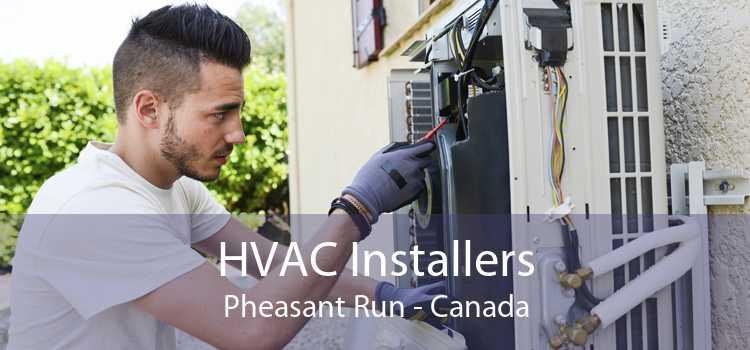 HVAC Installers Pheasant Run - Canada