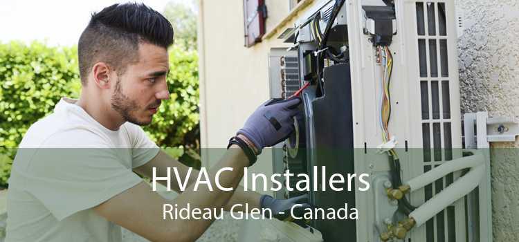HVAC Installers Rideau Glen - Canada
