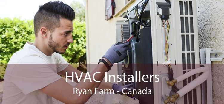 HVAC Installers Ryan Farm - Canada