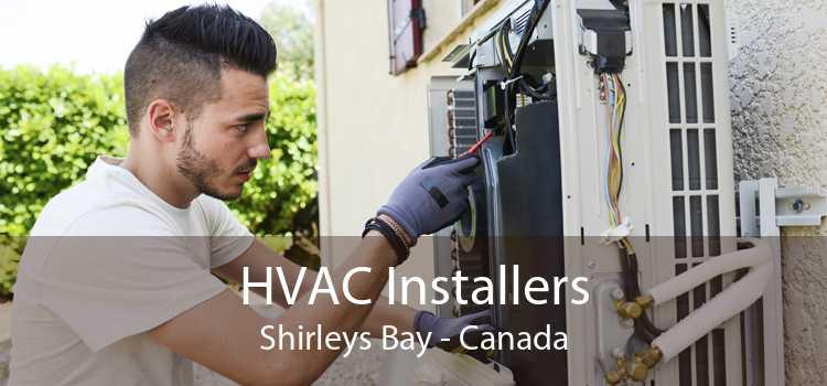 HVAC Installers Shirleys Bay - Canada
