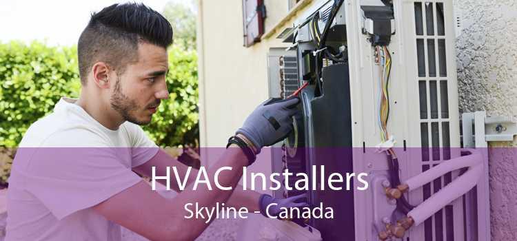 HVAC Installers Skyline - Canada