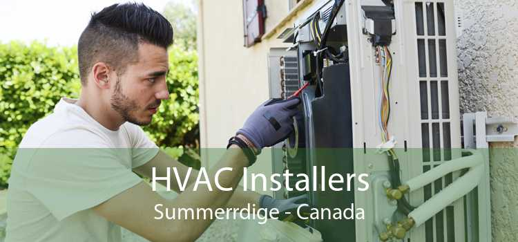 HVAC Installers Summerrdige - Canada