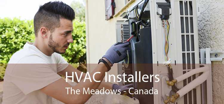HVAC Installers The Meadows - Canada