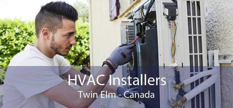 HVAC Installers Twin Elm - Canada