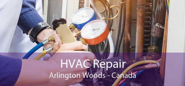 HVAC Repair Arlington Woods - Canada
