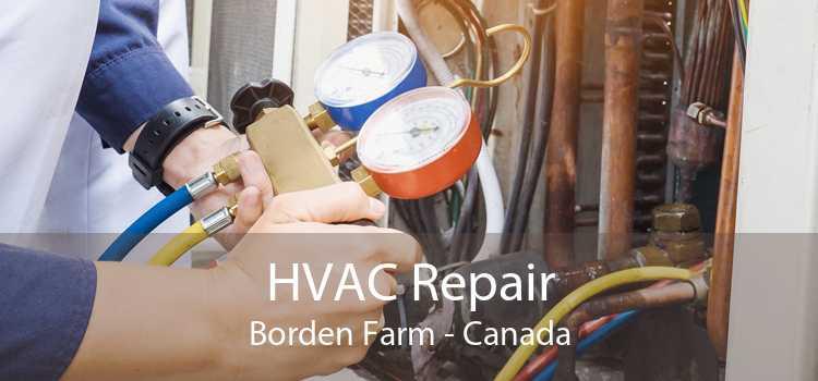 HVAC Repair Borden Farm - Canada