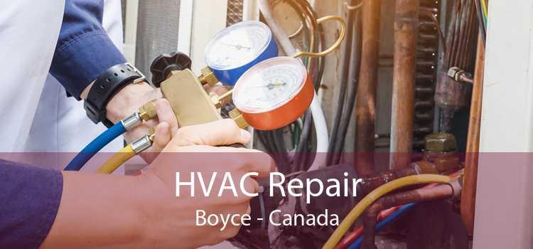 HVAC Repair Boyce - Canada