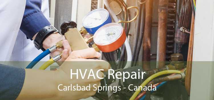 HVAC Repair Carlsbad Springs - Canada