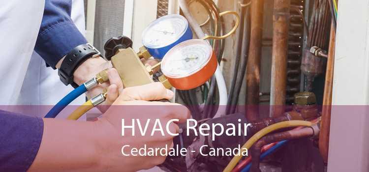 HVAC Repair Cedardale - Canada