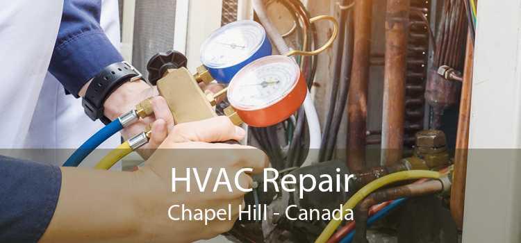 HVAC Repair Chapel Hill - Canada