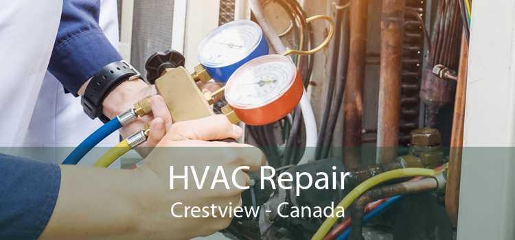 HVAC Repair Crestview - Canada