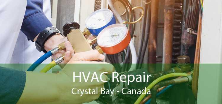 HVAC Repair Crystal Bay - Canada