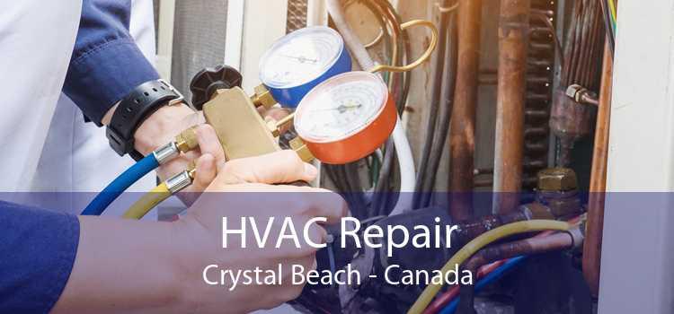 HVAC Repair Crystal Beach - Canada