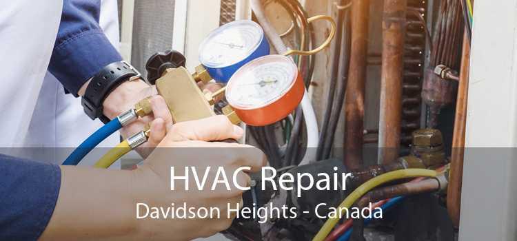 HVAC Repair Davidson Heights - Canada
