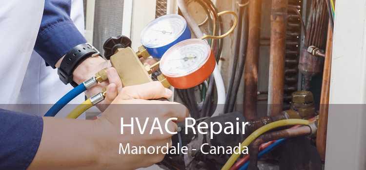 HVAC Repair Manordale - Canada
