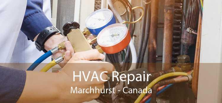 HVAC Repair Marchhurst - Canada