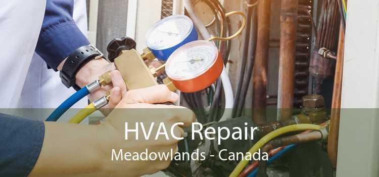 HVAC Repair Meadowlands - Canada