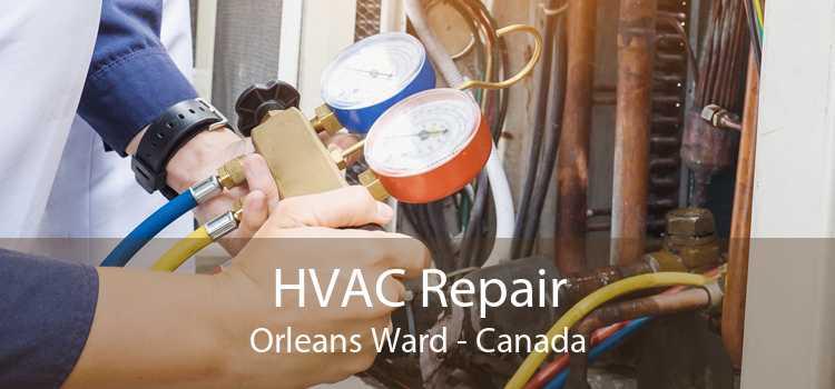HVAC Repair Orleans Ward - Canada