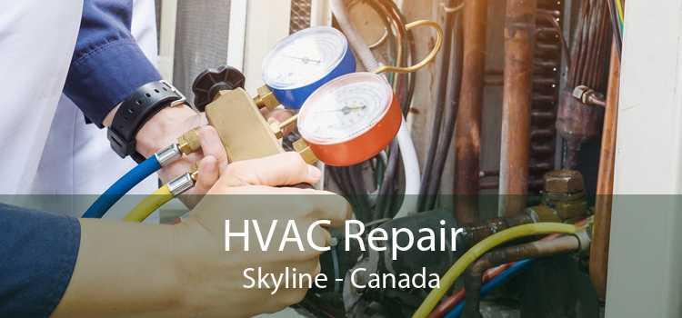HVAC Repair Skyline - Canada