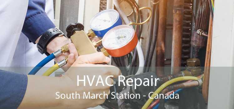HVAC Repair South March Station - Canada