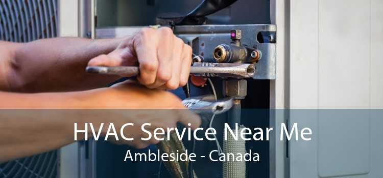 HVAC Service Near Me Ambleside - Canada