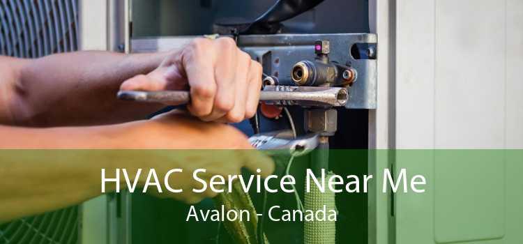HVAC Service Near Me Avalon - Canada