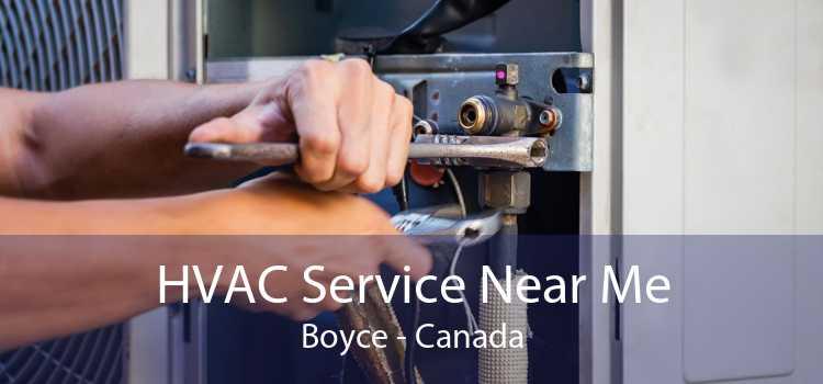 HVAC Service Near Me Boyce - Canada