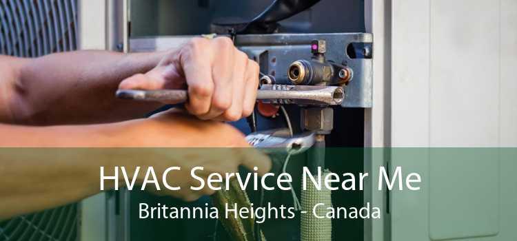 HVAC Service Near Me Britannia Heights - Canada