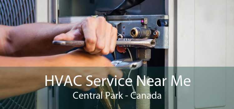 HVAC Service Near Me Central Park - Canada