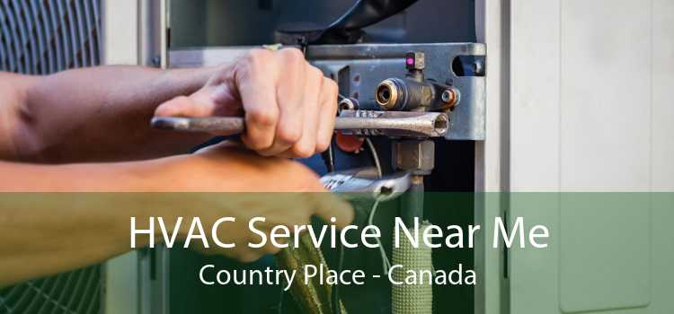 HVAC Service Near Me Country Place - Canada