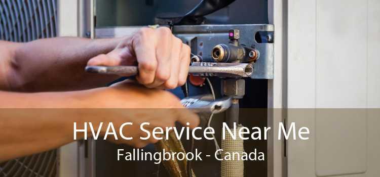 HVAC Service Near Me Fallingbrook - Canada