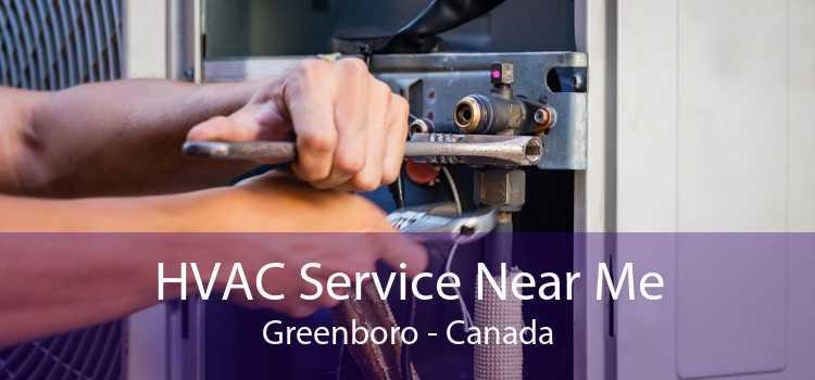 HVAC Service Near Me Greenboro - Canada